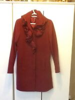 Gorgeous Red Tahari Jacket - Size Small