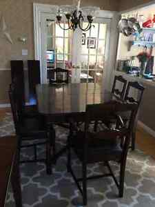 Antique dinning table and buffet London Ontario image 1