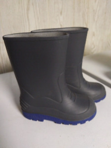 Rubber boots toddler 11