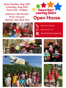 Daycare Open House ( clayton Park west)