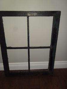 Antique Window Frame - 1880