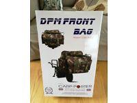 Fishing, carp porter front barrow bag