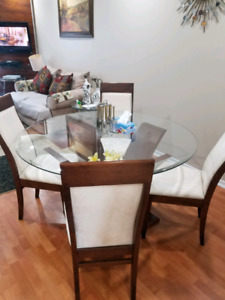 Dinning table glass