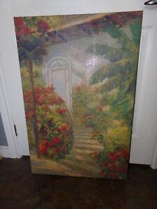 Canvas print Beautiful piece of decor Belleville Belleville Area image 1