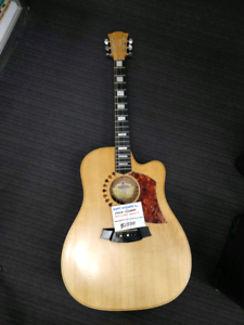 COLE CLARK FAT LADY SERIES 2 SEMI ACOUSTIC GUITAR Kings Cross Inner Sydney Preview