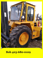 Sellick SD -80 Forklift For Sale Calgary Alberta Preview