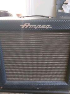 Fender FSR Antigua Strat and 1964 Ampeg M12