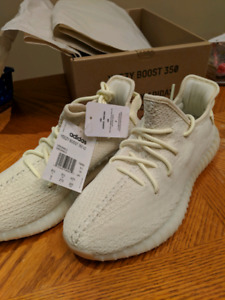 Yeezy v2 butters size 9
