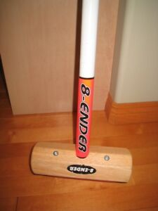 Adult size 8 Ender brand curling broom brush hardly used
