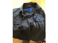 Men's checked Superdry shirt
