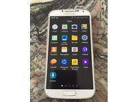 Samsung S4 Factory unlocked
