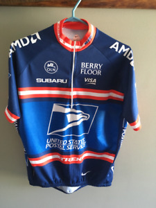Cycling Jersey USPS Team
