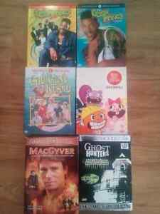 DVD seasons for sale