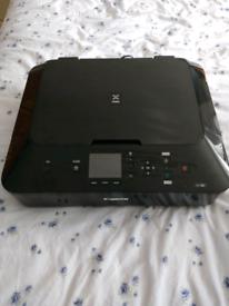 Canon PIXMA MG5450 All-In-One Colour Printer, Scanner, Wi-Fi