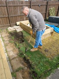 Gardener available throughout Tyne and Wear Excellent Rates