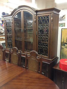 Rare Gibbard Walnut Dining Suite SOLD Kingston Kingston Area image 5