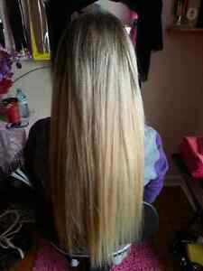 HAIR EXTENSIONS ALL DAY AVAILABILITY, EVERYDAY London Ontario image 1