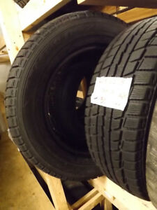 205/60/15 Dunlop Graspic's – 1000's of Winter Tires In Stock