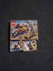 lot de boites de lego / megablock  box Gatineau Ottawa / Gatineau Area image 5