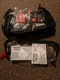 8 free mini zip up bags