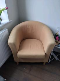 FREE beige armchair