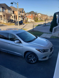 2019 Infinity QX60 -Lease takeover