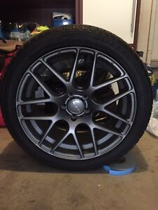 Mustang Winter Weels/Rims PRICE REDUCED