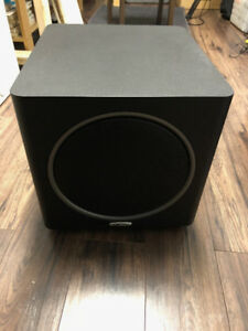 Polk PSW110 subwoofer FOR PARTS/REPAIR
