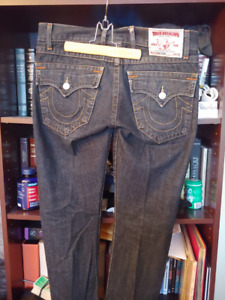 2 True Religion - Like New Size 32 - 34