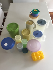 Tupperware - Divers articles