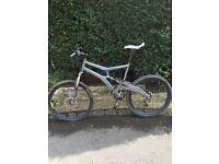 Marin Wolf ridge bike 2007