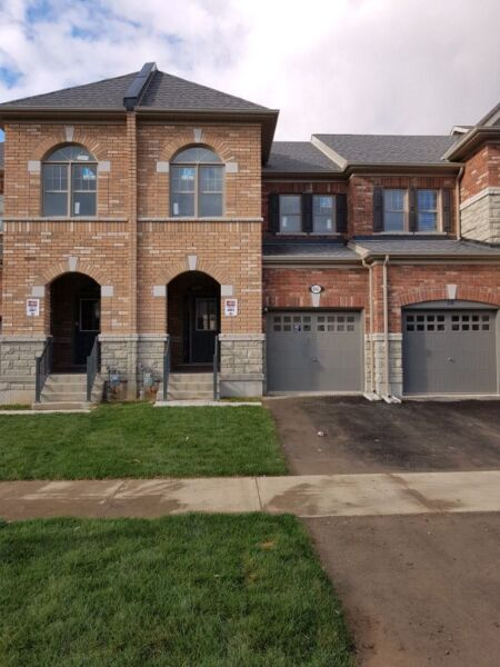 TOWNHOUSE FOR RENT - BRAMPTON / MISSISSAUGA BORDER