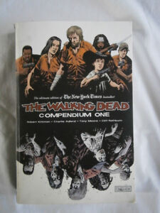 Comic book 'THE WALKING DEAD COMPENDIUM ONE & TWO'
