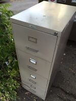 Filing cabinet for $50