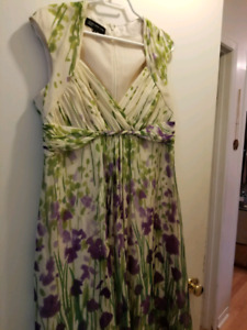 Pure Silk Jones of NY summer dress