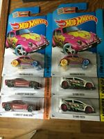 Hotwheels Treasure Hunts