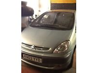 Citroen Picasso unwanted part ex