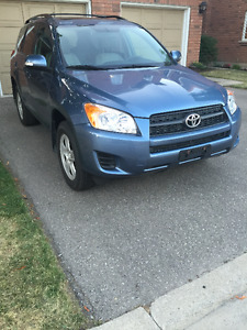 Very Clean 2012 Toyota RAV4 SUV, Crossover