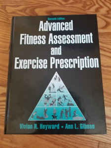 Advanced Fitness Assessment and Exercise Prescription (7th Ed.)