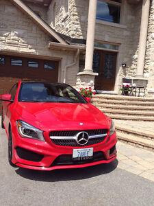 2014 Mercedes-Benz CLA250 COUPE, PREMIUM PKG, Sport PKG,AMG Body