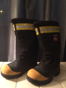 Top quality steel top western boots&winter boots good to -100