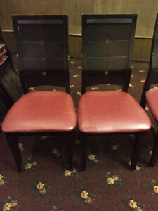Free Restaurant Items - Chairs, Buffet Units