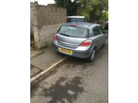 Vauxhall Astra ** does not start will need to be towed away**
