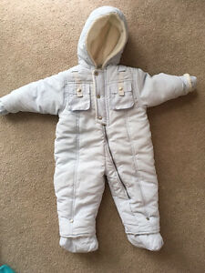 12 month Snow Suit (Le Petit RothSchild)