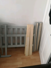 Brand new childs single bed frame