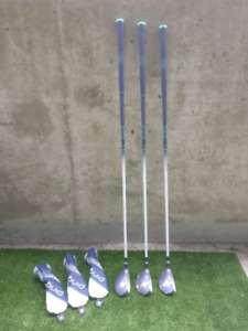 Brand new Ping G Le hybrid golf clubs (4/5/6)