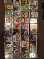 Over 40 games plus XBOX 360 elite with Kinect and HD drive