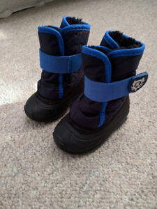 Kamik Winter Boots Toddler Size 5