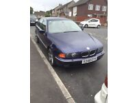 Bmw 535i LPG Converted may swap Px