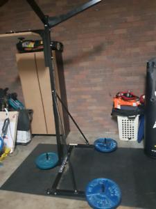 Mani boxing stand